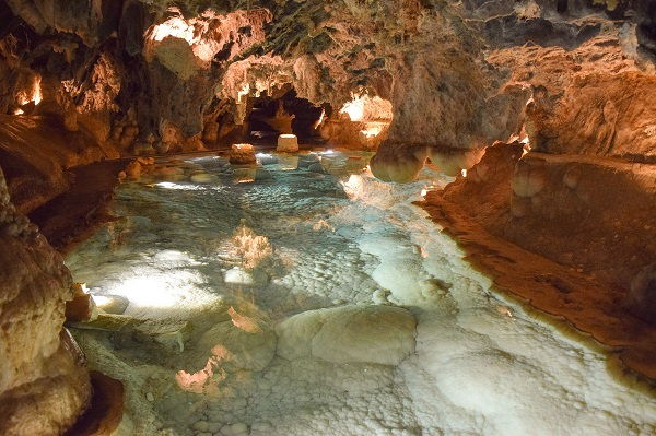 Cave of Wonders, Aracena