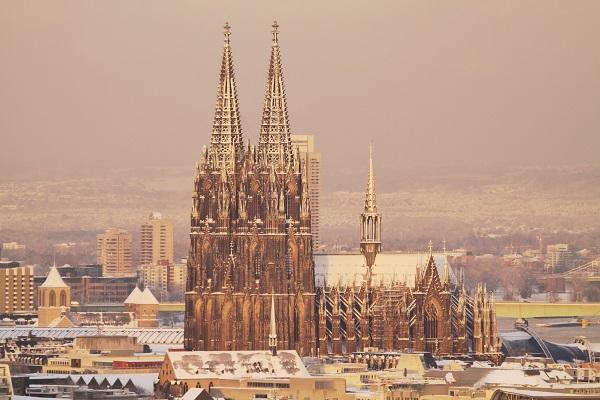 Cologne Winter