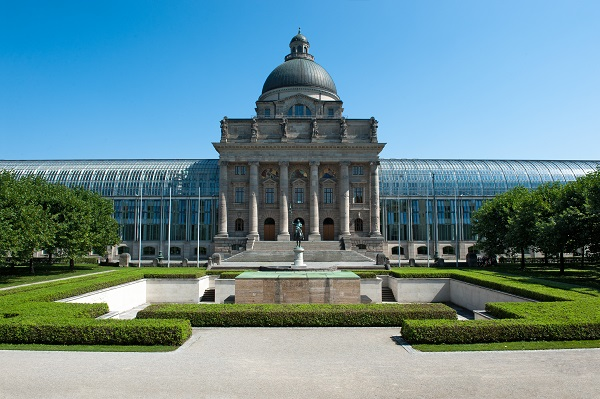 Englischer Garten Botanical Gardens