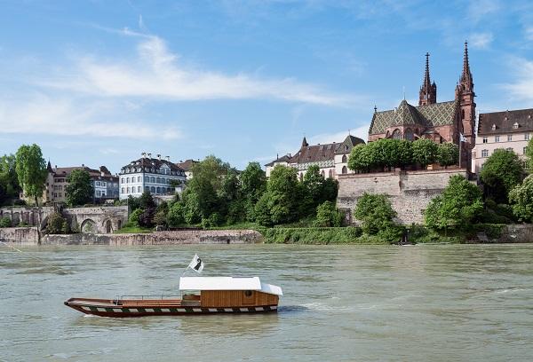 Basel Fahri Boat