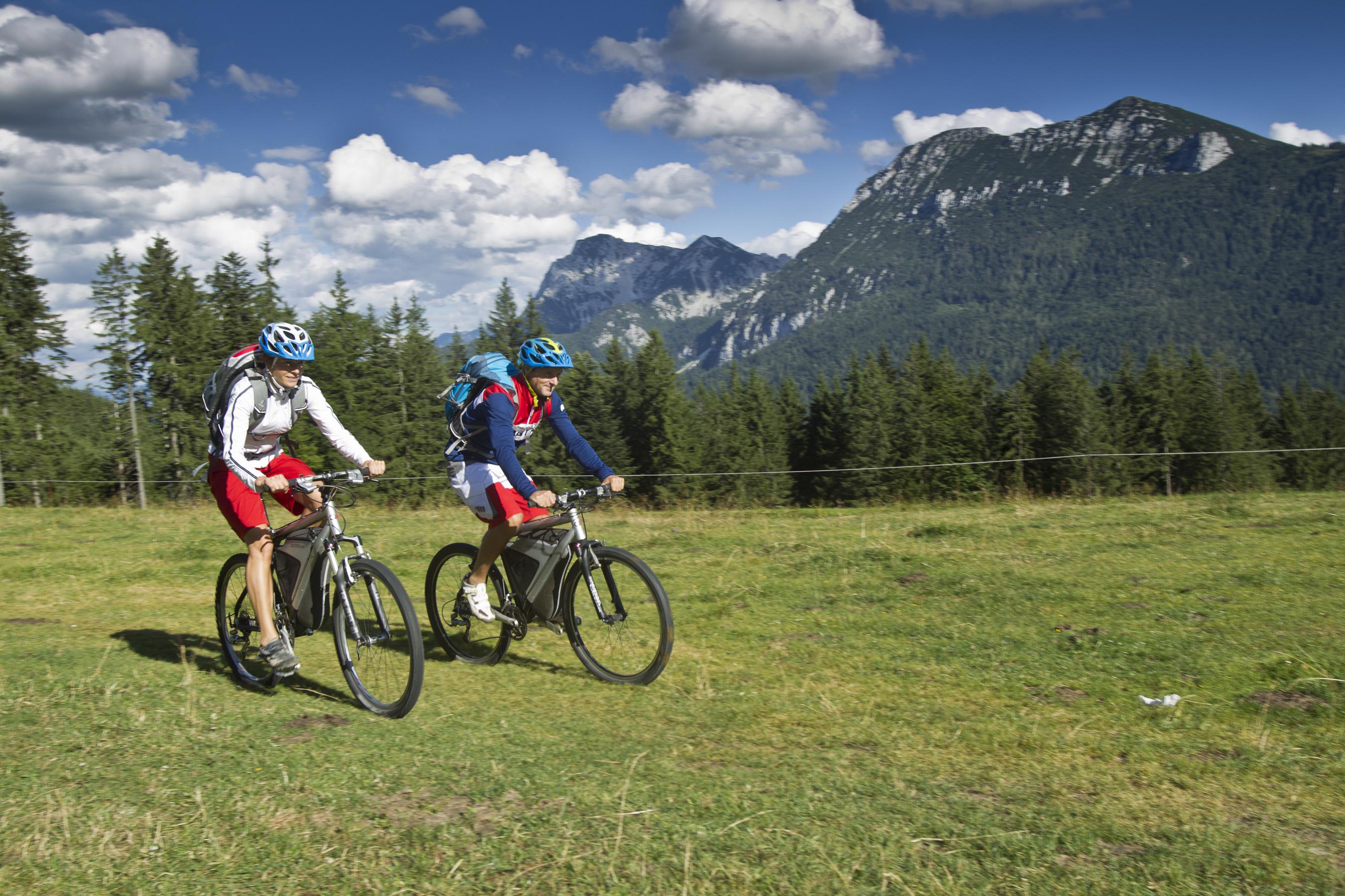 Inzell Biking