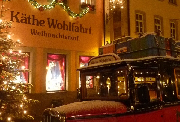 Rothenburg Christmas Museum