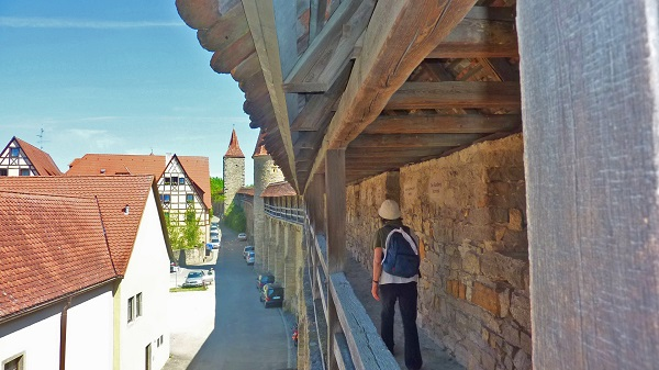 Rothenburg City Walls