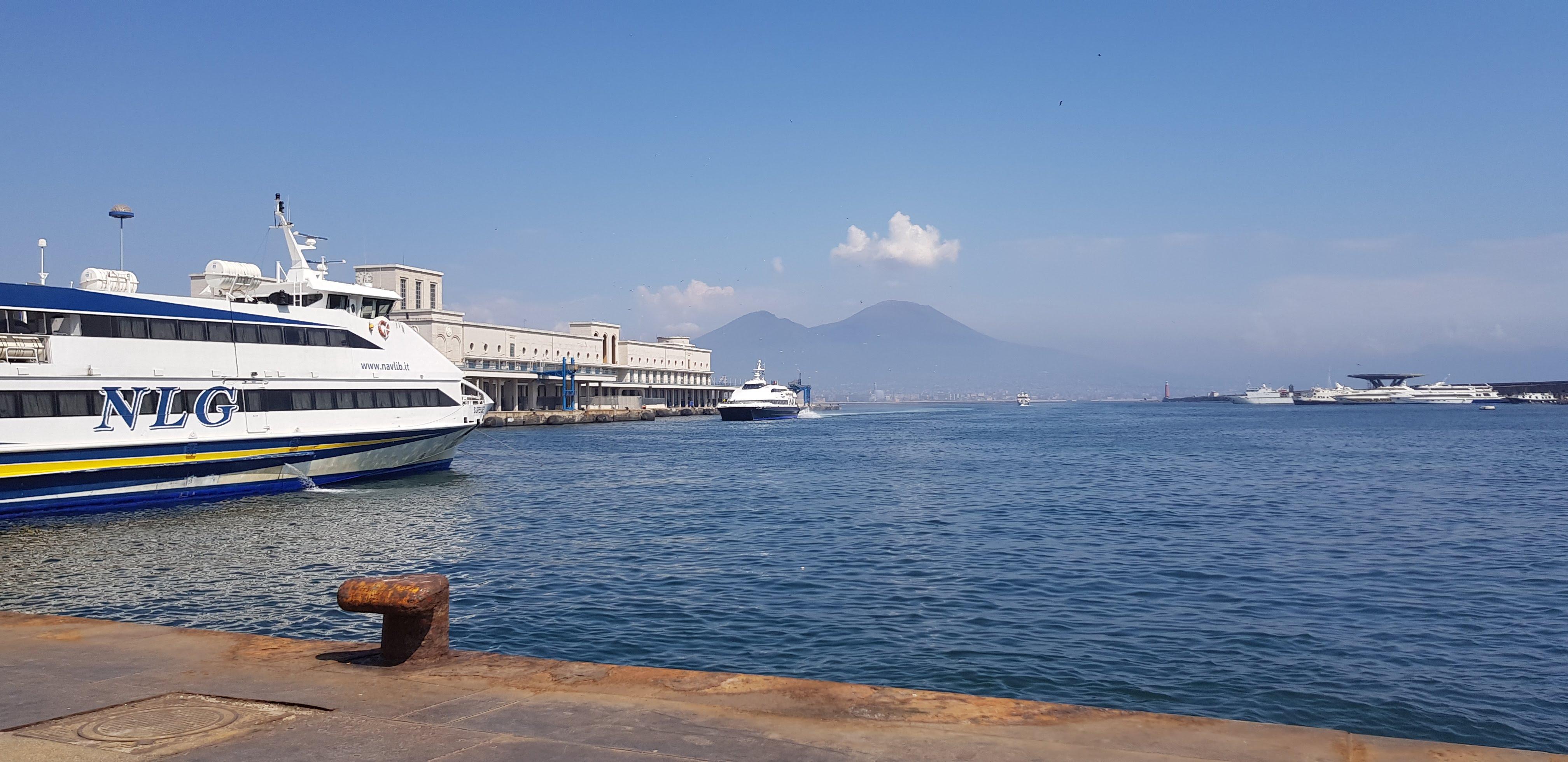 Hydrofoil Ischia