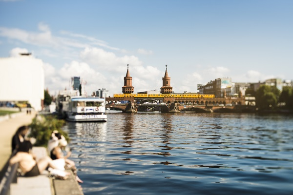 Berlin River Spree