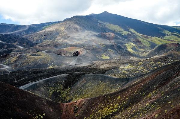 Etna Lanscape