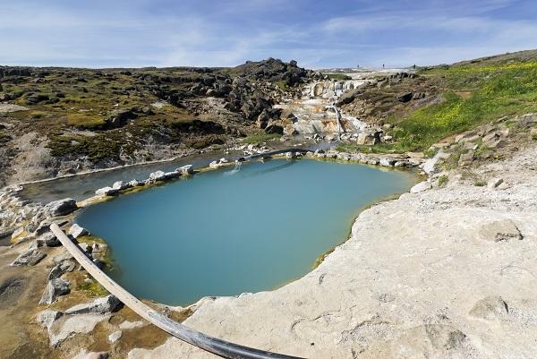 Iceland Hot Spring