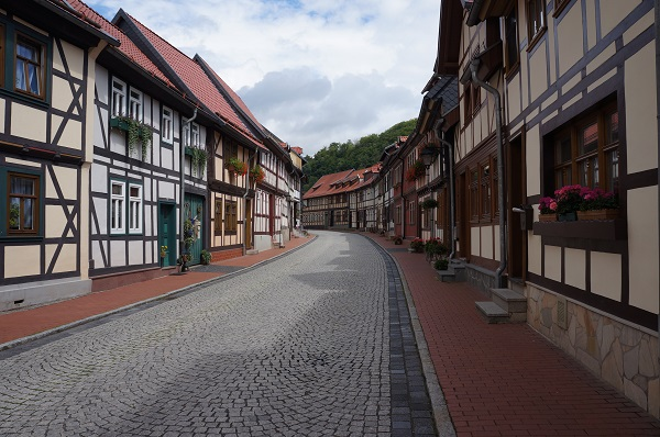 Stolberg Half-timbered Houses