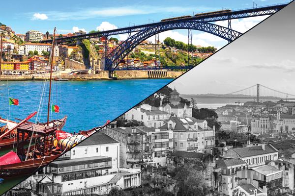 Porto Vs Lisbon
