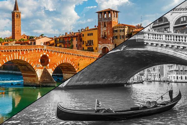 Verona Vs Venice