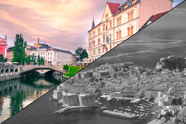 Ljubljana Vs Dubrovnik