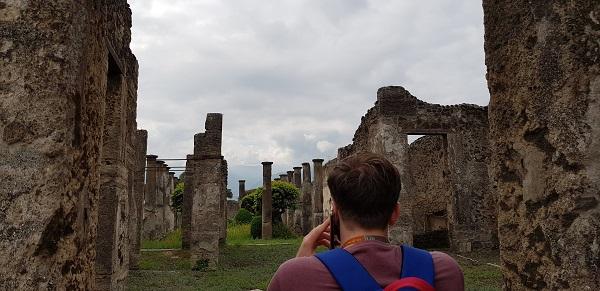 Pompeii Audio Guide