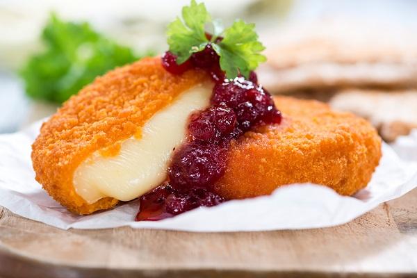 Fried Camenbert