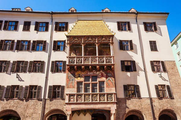 Golden Roof Innsbruck