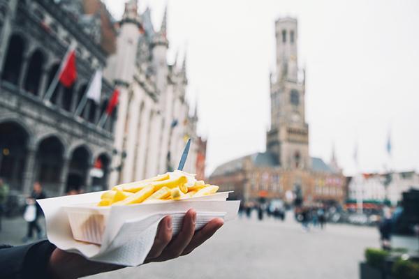 Bruges fries