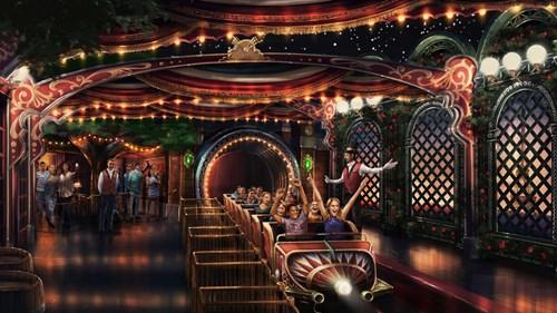 CanCan Coaster Europa-Park
