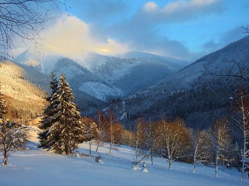 Krkonose Mountains