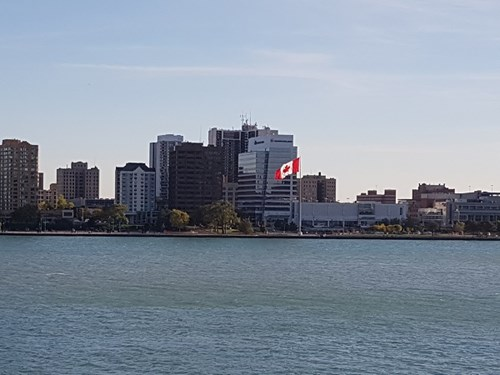 Canada Across The Water