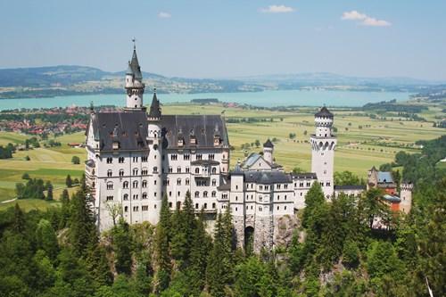 Fussen Neuschwanstein Castle