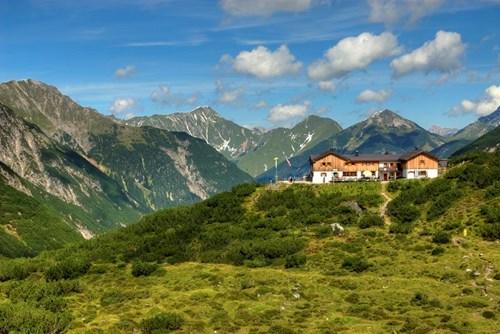 Austrian Hütte