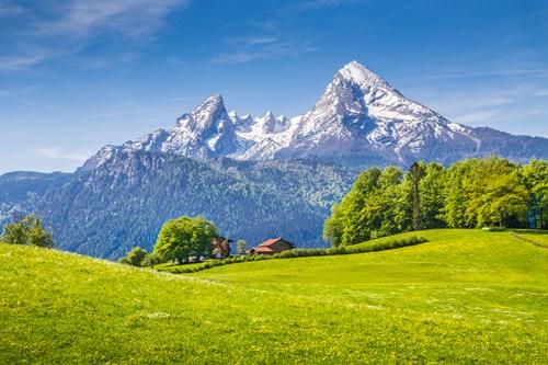 Berchtesgadener National Park