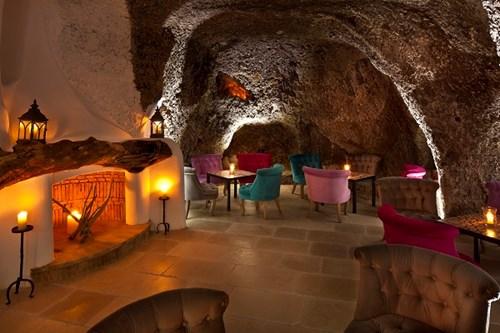 Bar la Grotta Garden Villas Resort