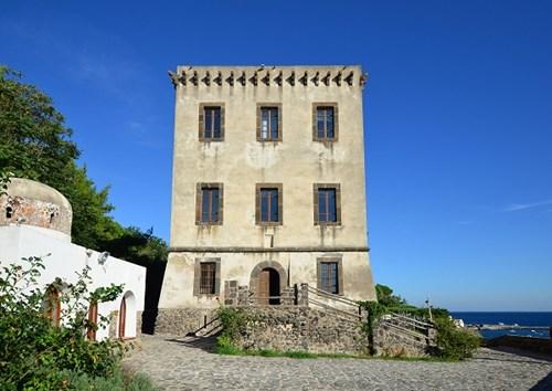 Guevara Tower Ischia