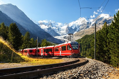 Bernina Express Switzerland