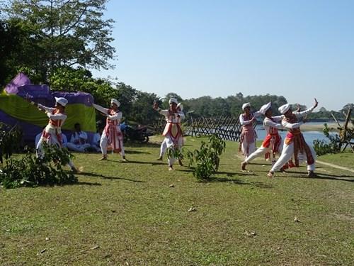 Shiba Dance