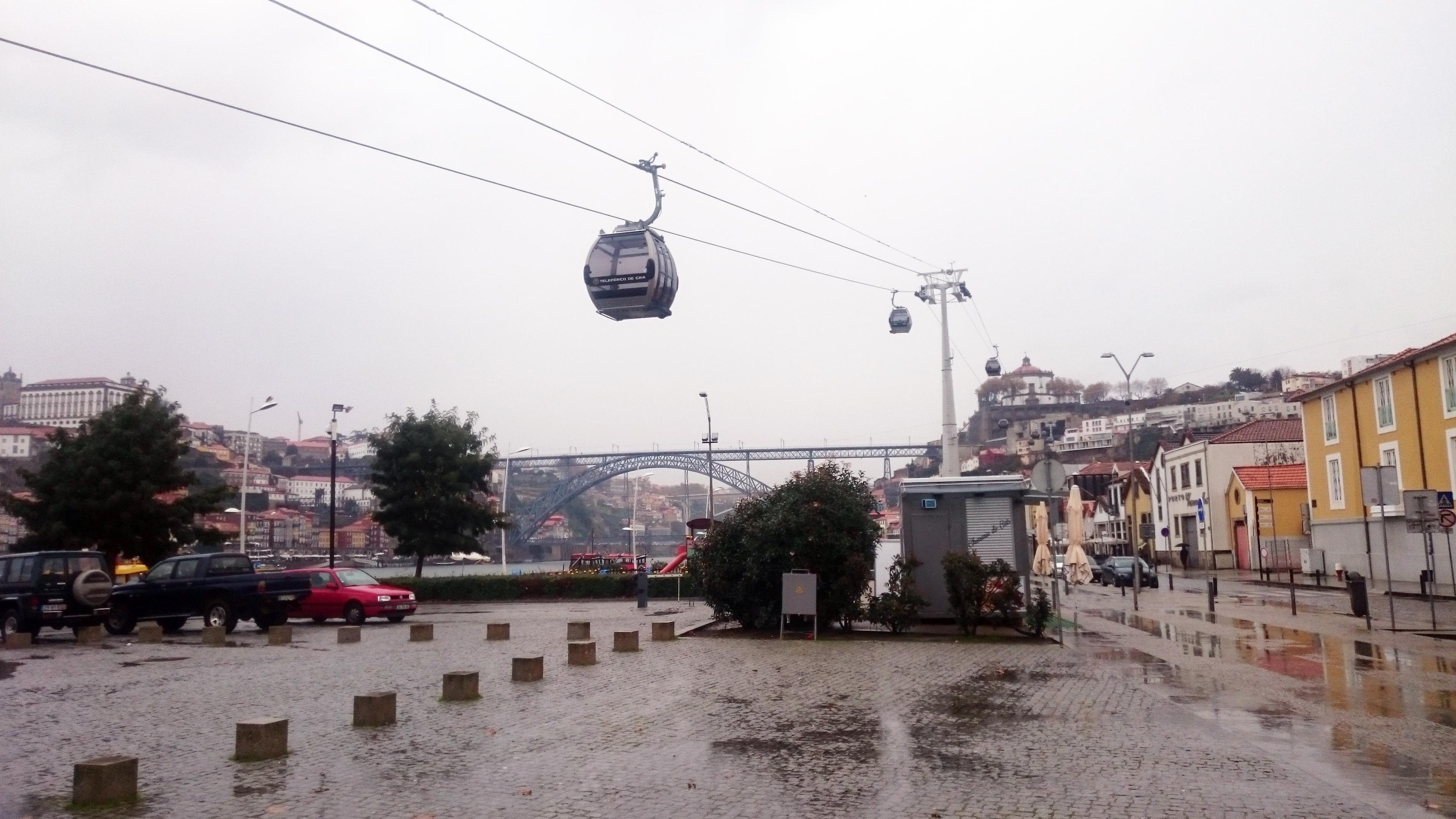 Cable Car Porto