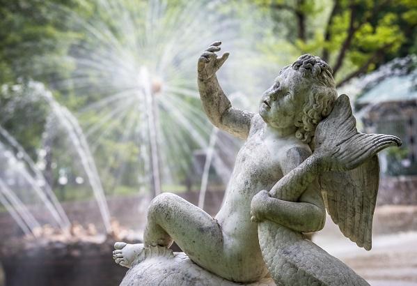 Fountain St Petersburg