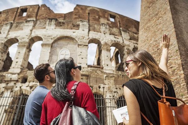Tour Guide Colosseum