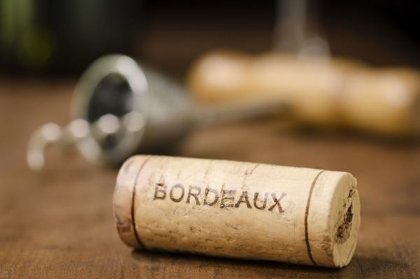 Bordeaux Wine Cork