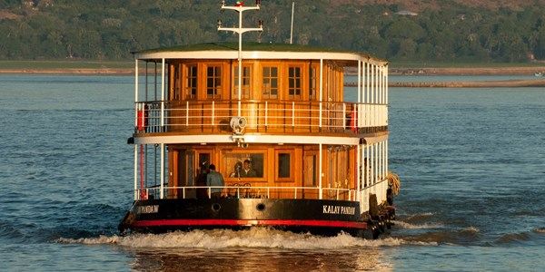 Chindwin River Cruise