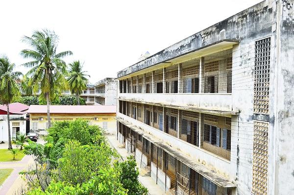 Tuol Sleng Museum