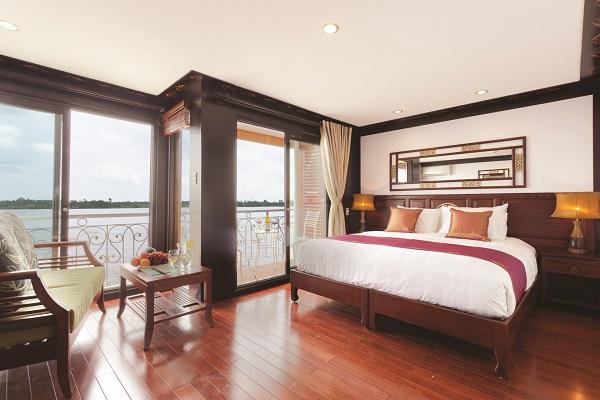 AmaDara Twin Balcony