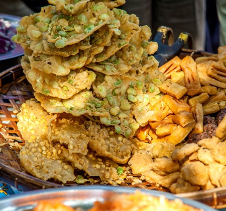 Deep Fried Street Food