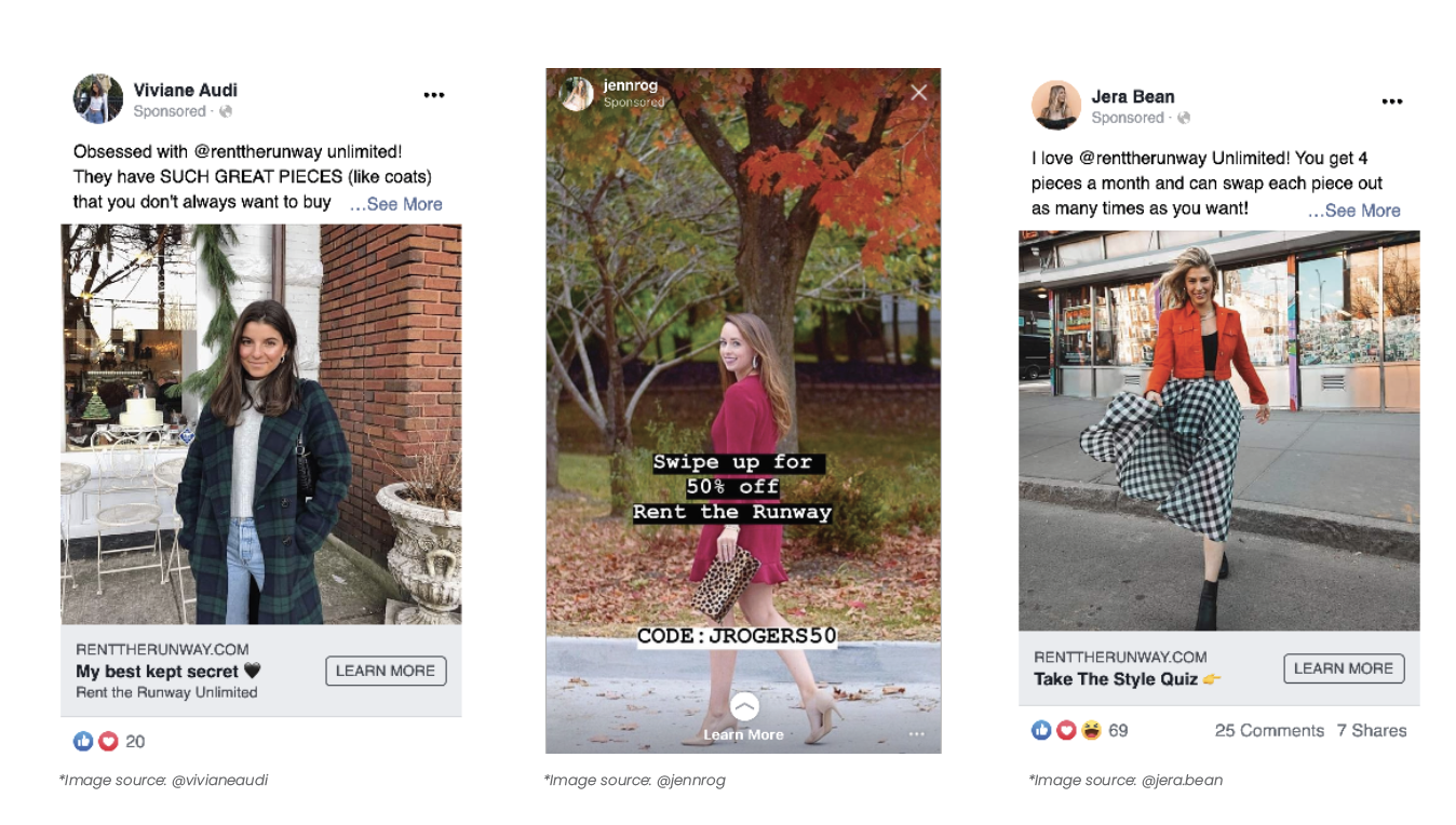 influencer ads drive sales and increase influencer marketing ROIt