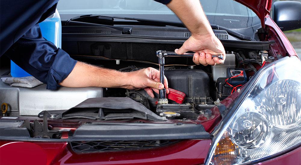 Faulty car repairs