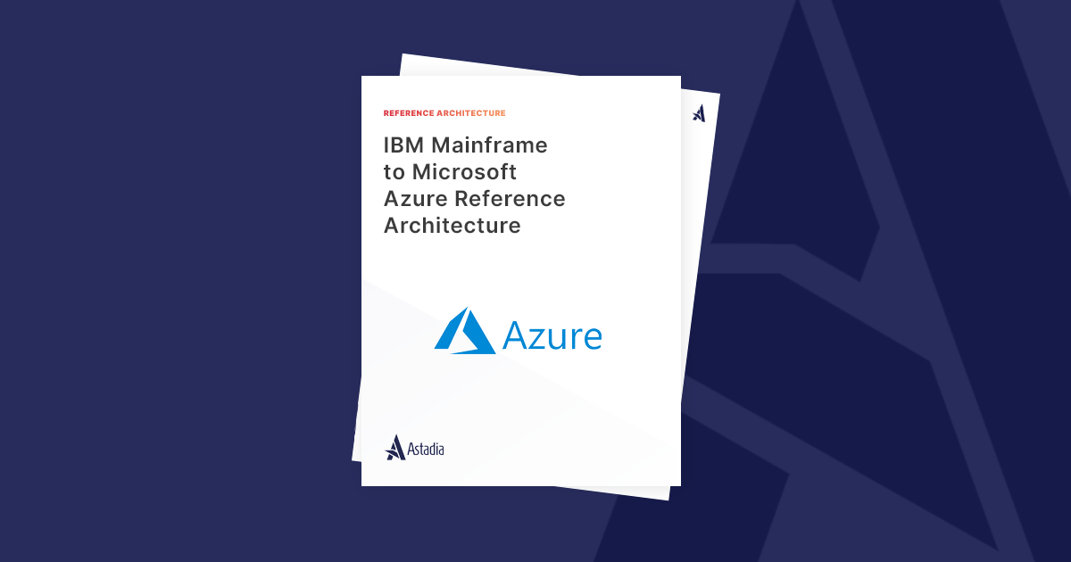 IBM Mainframe to Azure