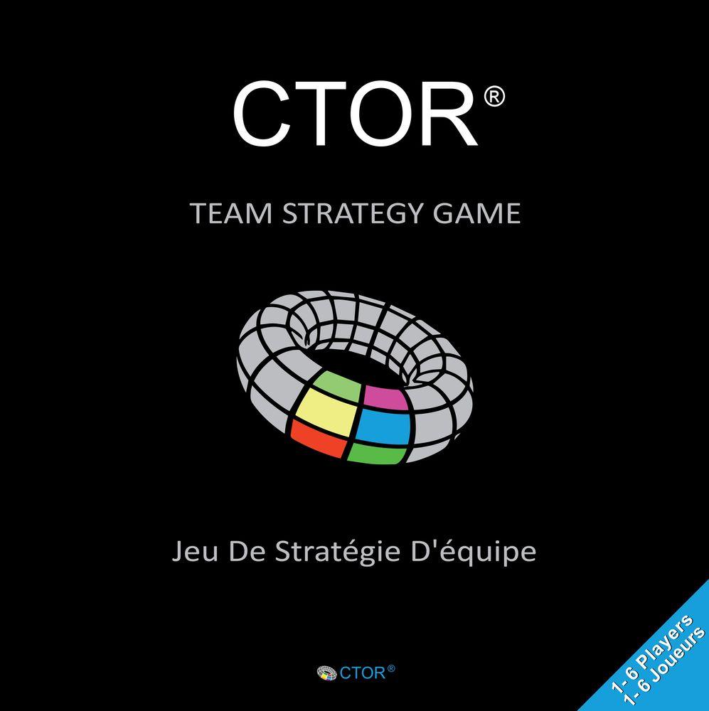 CTOR Board game box