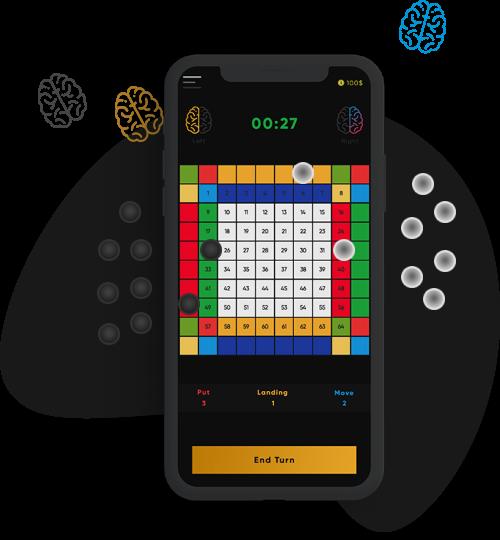 CTOR Game App Screen