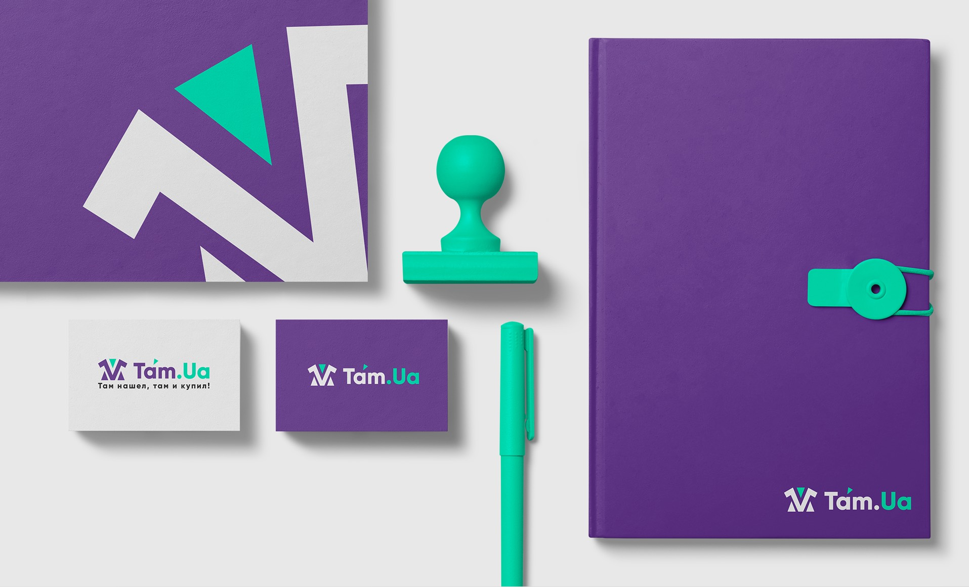 TAM design concept by Deskree Studio
