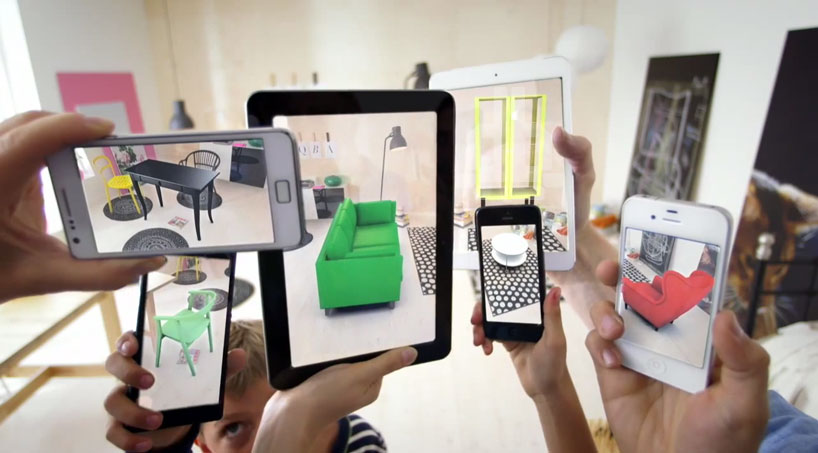IKEA Augmented Reality Shopping