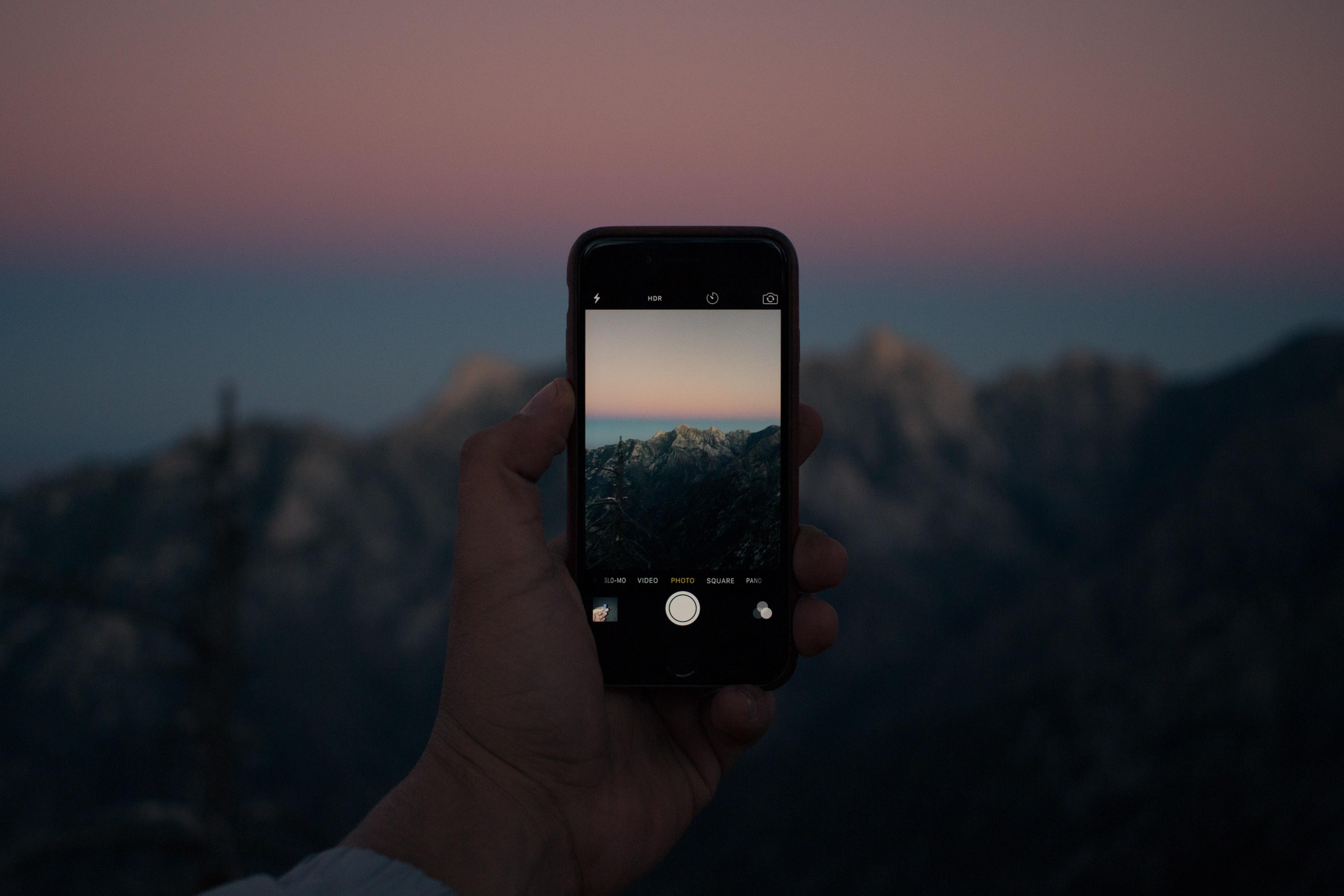 Dark mode iOS 13
