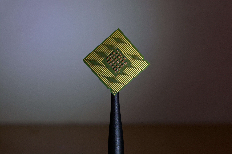 a computer chip - unsplash