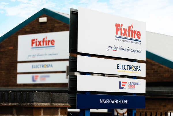 Fixfire Coventry Office