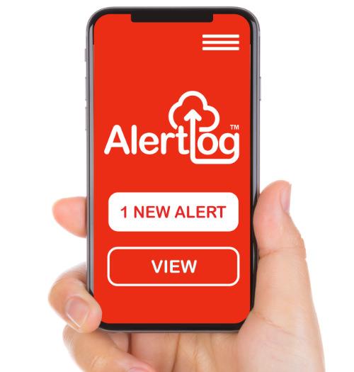 Alertlog mobile phone