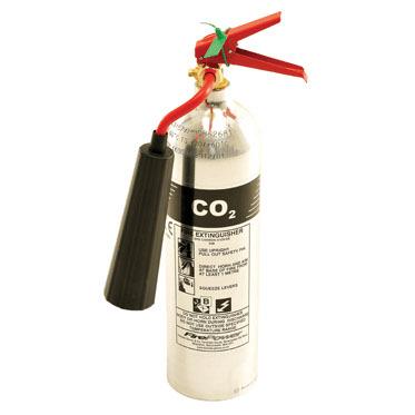 Photo of Prestige Fire Extinguishers C02