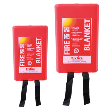Photo of Fire Blankets